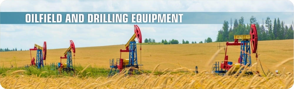 Oilfield and drilling equipment